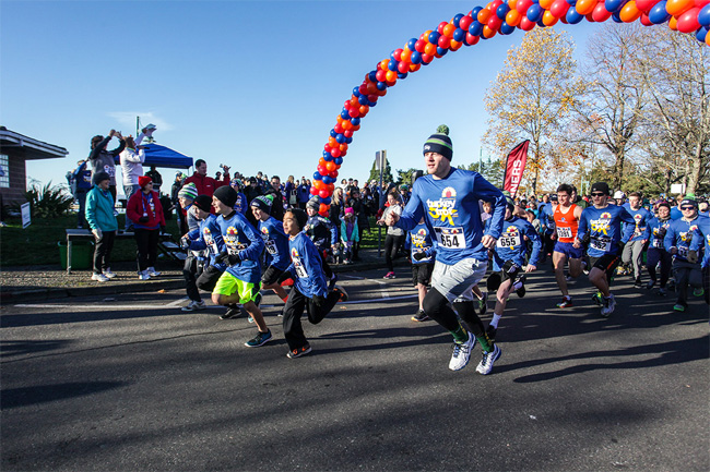 Hopelink Annual Turkey Trot