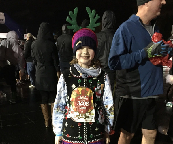 Hood To Coast Turkey Trot Relay