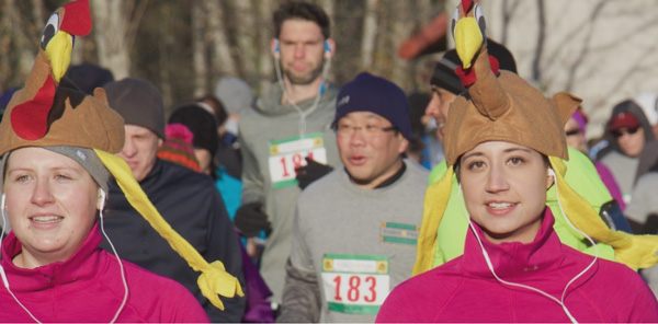 Clark County Turkey Trot