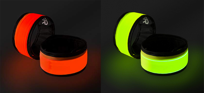 led armbands for runners