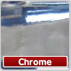 Chrome Dash Kit Finish