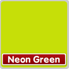 Neon Green Dash Kit Finish