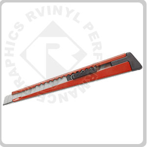 Window Tint Razor Trimmer