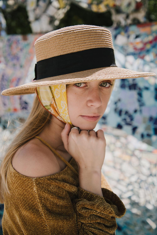 ACCESSORIES - Hats Mosaique xrEdl