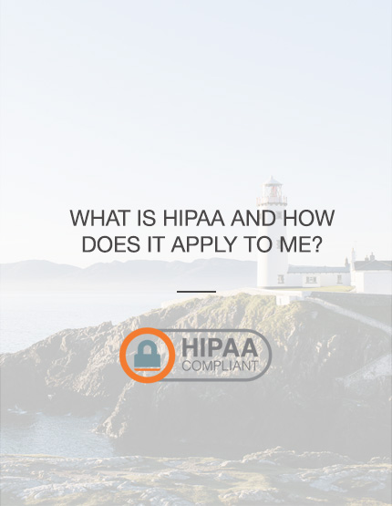 What Is HIPAA and How Does it Apply to Me