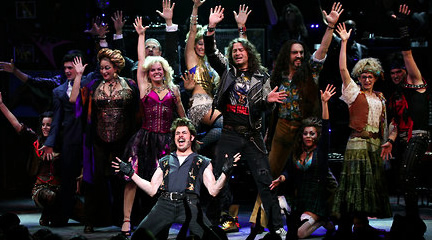 Rock of Ages: The Musical
