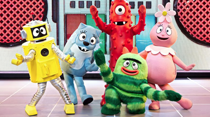 Yo Gabba Gabba! Live