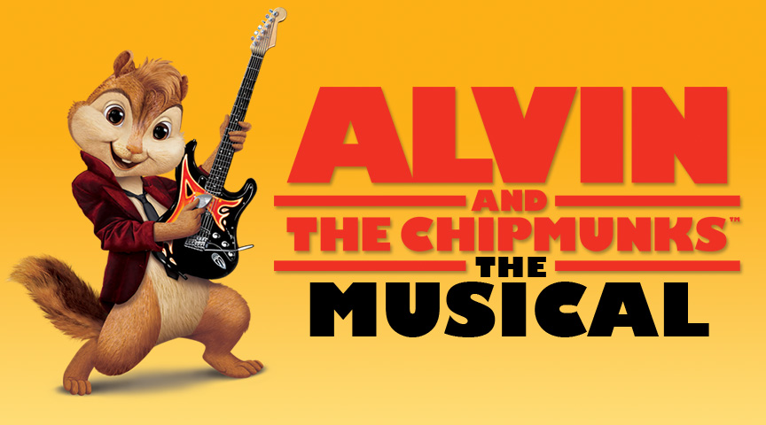 Alvin and the Chipmunks: Live on Stage