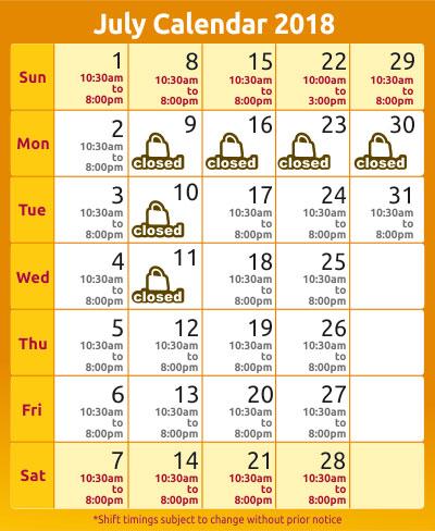 calendar-july-2018