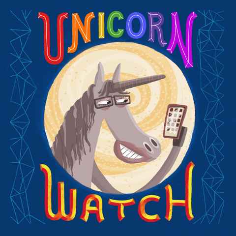 Unicorn Watch logo