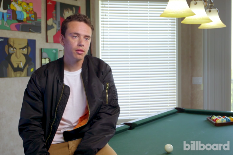 "Rapper Logic discusses new album ""Everybody"""