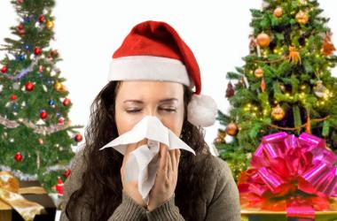 Sick at Christmas
