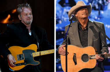 John Mellencamp and Alan Jackson