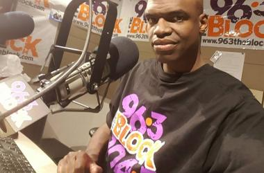 JJ Solomon hosts the Night Show from 7 until 10pm on The Block
