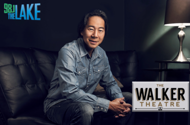 Henry Cho at Walker Theatre