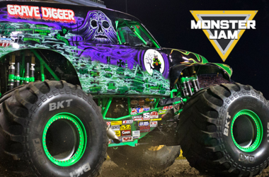 Register for a chance to win tickets to see Monster Jam at Mckenzie Arena!