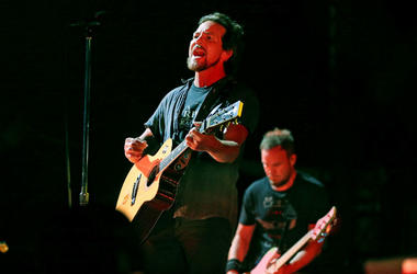 Eddie Vedder of Pearl Jam