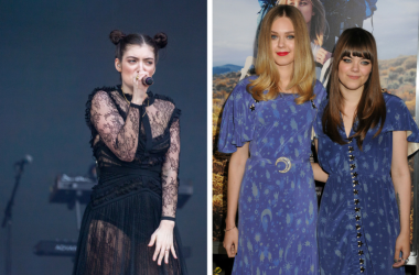 Lorde and First Aid Kit
