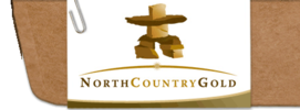 North country gold header