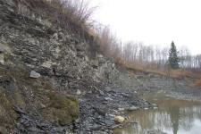 Oil-shale-river