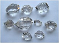 Rough diamonds 1a