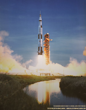 Valentin winkelmann saturn v launch