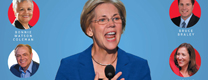 NEW REPUBLIC: Elizabeth Warren Is Taking Control of the Democratic Agenda