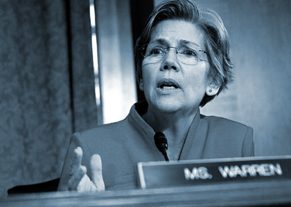 Pass Elizabeth Warren's Glass-Steagall Bill