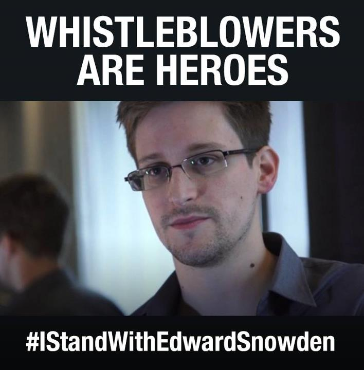 POLL: Majority of Americans View Snowden As A Whistleblower, Not A 'Traitor'
