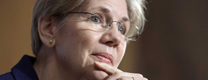 THE HILL: Liberals buoyed by Warren's promotion