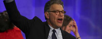 MOTHER JONES: Al Franken Was Liberal Enough, Tough Enough, and Doggone It, People Reelected Him