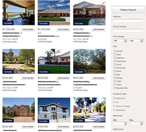 Detail Image of Portfolio item Real Estate Listings - image 1