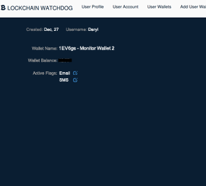 Detail Image of Portfolio item Blockchain Watchdog - image 1