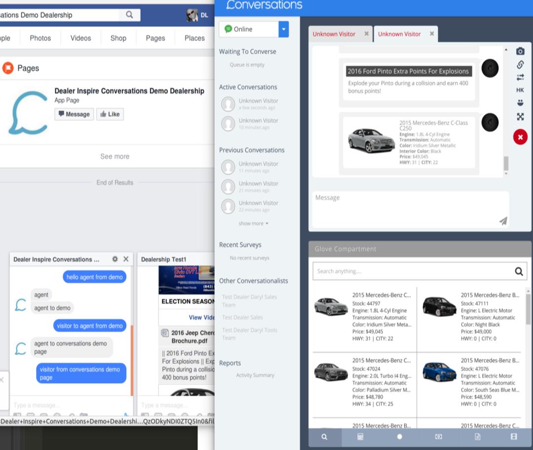 Facebook Messenger BOTimage