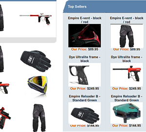 Detail Image of Portfolio item ECommerce - image 1