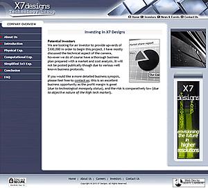 Detail Image of Portfolio item X7 Designs - image 1
