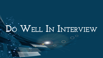 Go to Do Well In Interview