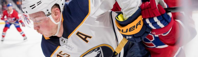The Sabres comeback to practice refreshed
