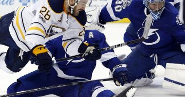 Sabres' Girgensons blames himself for his benching