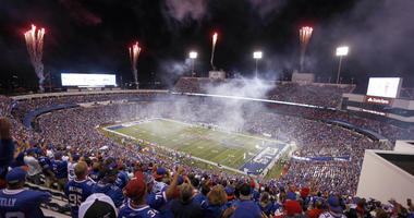 CAPACCIO: Patriots at Bills on MNF highlights otherwise routine schedule