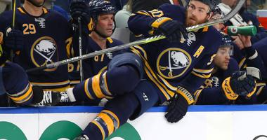 The Sabres try to erase the bad games at home