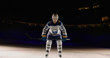Sabres unveil jerseys for 2018 Winter Classic