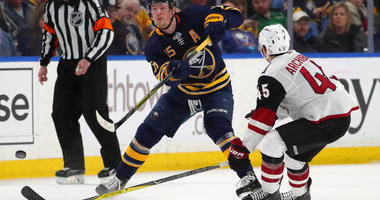 From the Locker Room: Sabres-Coyotes