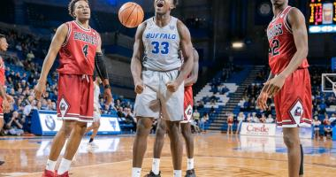 UB stays undefeated in conference play