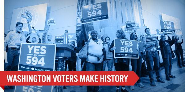 WA VOTERS MAKE HISTORY