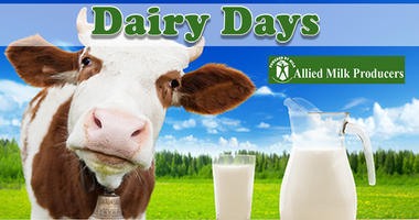 Join Us for Dairy Days at Tom Leonard's Farmers Market