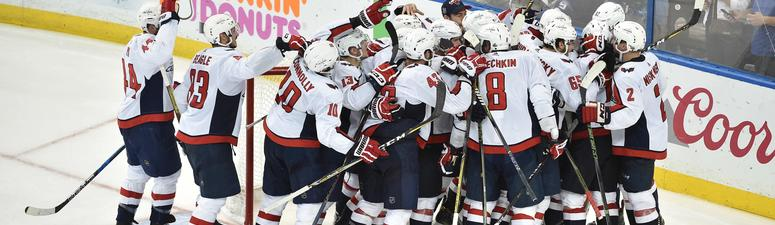 FINALLY: Capitals advance to first Cup Finals in 20 years