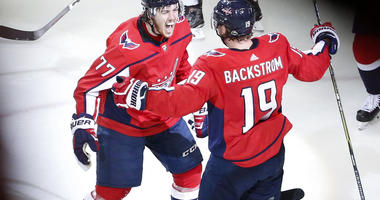 TJ Oshie, Nicklas Backstrom