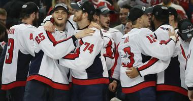 Phillips: Caps are still playing with house money