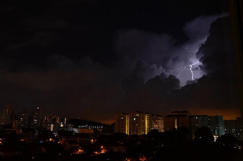 lightning essay